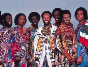 Earth, Wind & Fire with CHIC in GA