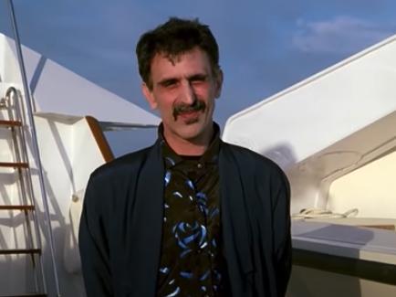 Frank Zappa en Miami Vice
