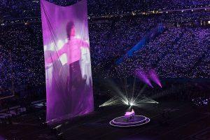 Prince en el Super Bowl