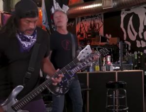 Metallica en Vivo en Blizzcon 2021