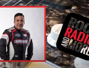 Cesar Tiberio Jimenez en Rock Radio And More