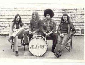 Escucha a Judas Priest con Alan Atkins